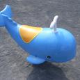 鯨塚公園の遊具